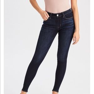 AE High Waisted Stretch Jeans | Size 8 Long